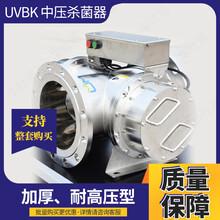 臺灣UVBK中壓紫外線殺菌器高效殺菌自來水飲用水過流式殺菌器圖片