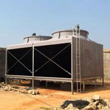 重庆方形玻璃钢冷却塔风度300T散热塔300吨工业型塔300T空调用冷却塔