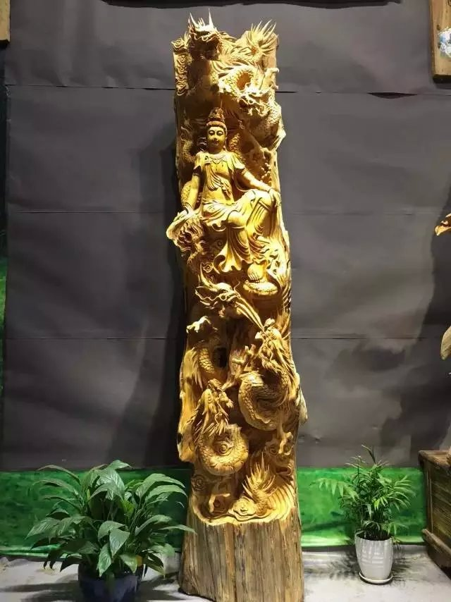 根雕摆件太行崖柏根雕工艺品陈化崖柏木雕雕刻-根雕摆件报价 厂家