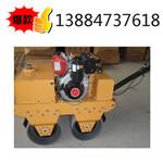 震荡振动压路机欧科手扶式压路机轮胎压路机图片