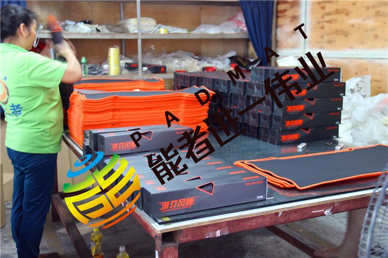 河北超大号大尺寸鼠标垫定制商包边加大加厚桌垫键盘垫网咖垫游戏鼠标