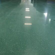 福建金剛砂硬化地坪、漳州車間地面起砂處理圖片