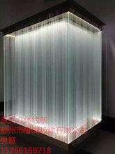 亚光立体装饰酸洗线条玻璃