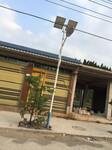 贵州安顺/遵义/毕节6米30瓦太阳能路灯厂家图片