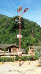 湖南邵阳6米30瓦太阳能路灯价格图片