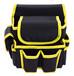 2021上海箱包厂家生产牛津布防水耐磨五金工具包电工腰包