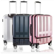 上海拉桿行李箱萬向輪ABS加PC密碼鎖fz0193廠家定做可加LOGO圖片