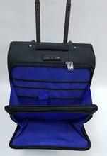 箱包生產廠家可登機商務拉桿箱上海廠家定做上海箱包廠批量定做拉桿箱圖片