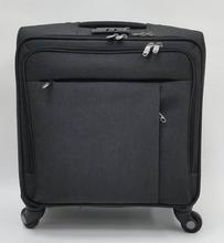 定做可登機商務拉桿箱箱包廠家物美價美拉桿箱定做鎂鋁合金拉桿箱ABS+PC拉桿箱圖片