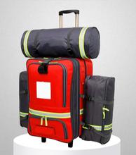 厂家批发急救包户外急救套装医疗家用拉杆箱系列急救包可定制图片