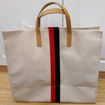 箱包定做廠家工廠定制女款帆布包時尚單肩包可添加logo歡迎咨詢