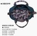 上海方振箱包廠家定做大容量旅行包手提袋單肩包