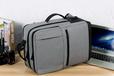 上海箱包廠家直銷多功能電腦包出差旅行包可定制
