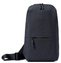 上海方振箱包定制牛津布男士胸包斜挎包腰包來圖打樣可添加logo箱包生產廠家圖片