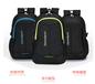 上海方振箱包厂家定制牛津布双肩包韩版休闲双肩包运动学生包尼龙时尚旅行背包