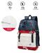 上海方振箱包廠家生產青春時尚背包雙肩書包