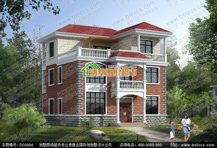 钢结构农村别墅