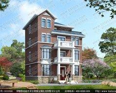 房子设计图_农村房子设计图_三层半带露台农村房子设计图图片图片