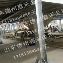 四川全自动玻镁板生产线玻镁复合板设备防火板流水线
