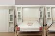 隐形床壁床五金配件节约空间折叠床正翻1.5米五金配件