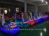 廣州金滿鴻親親鯊魚海豚貝貝超級飛俠系列兒童電動親子游樂設備