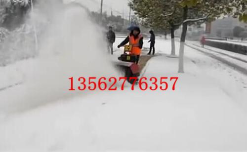 进口扫雪机图片 -进口扫雪机报价 厂家图片