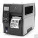 斑马(ZEBRA)ZT410工业级二维码不干胶标签打印机带网口ZT410300DPI标配