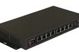 艺创可划VLAN的POE交换机《ES2108-PE》8+1口POE交换机
