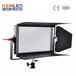 演播室面光灯应选择光线柔和LED影视平板灯