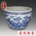 景德镇小户型陶瓷浴缸优质陶瓷泡澡缸传统手工洗澡缸
