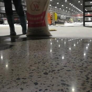 深圳仓库水泥地打蜡—宝安工业园混凝土翻新—西乡厂房水泥地硬化