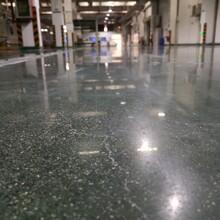 桂林疊彩七星廠房金剛砂硬化地坪、耐磨地面起灰處理圖片