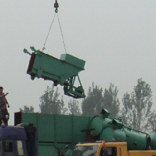 K0-K4往复式给煤机结构组成及往复式给煤机的工作原理: