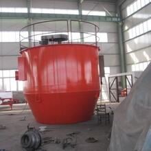 煤泥浮选设备(XJZ系列煤泥浮选机)的结构及特点:
