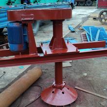 XJM-12x4机械搅拌式浮选机的处理能力及机械搅拌式煤泥浮选机的工作原理