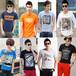 甩货流行批发最便宜的男装短袖批发黑龙江便宜的男装短袖