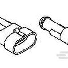 现货282105-1TE连接器/端子