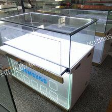 厂家订做精品饰品展示柜手机柜台业务受理台华为体验台伊犁供应