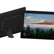 19寸液晶LCD数码相框/MP4/壁挂/台式广告机可带触摸雷松LAYSON图片