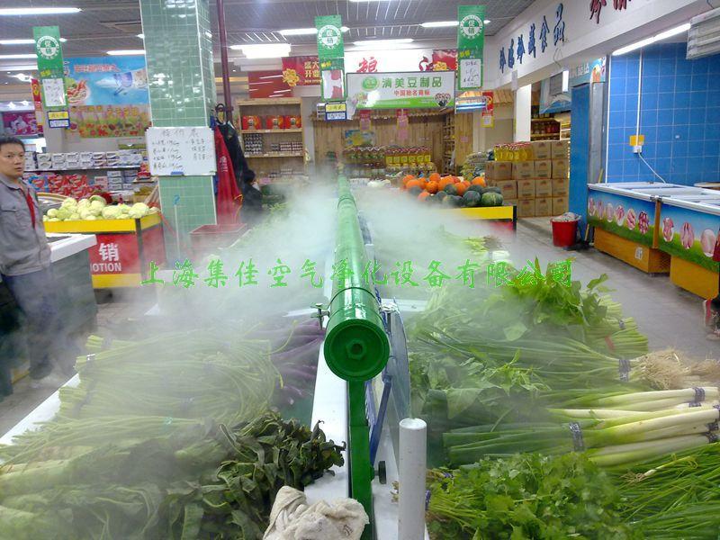 超市保鲜加湿器工作原理
