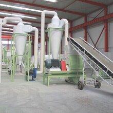 饲料粉碎机搅拌机预混料生产线厂家直销水滴式粉碎机图片