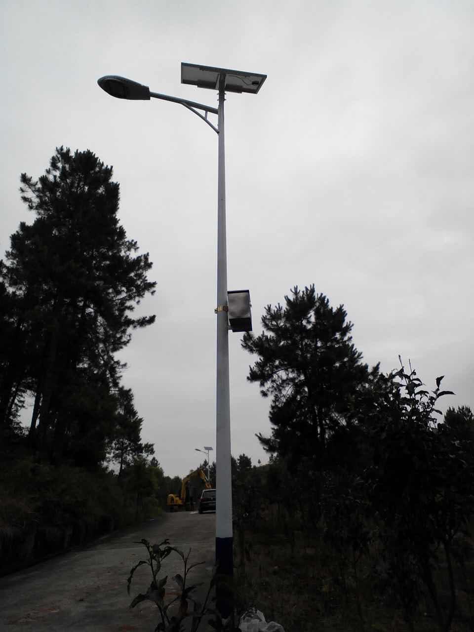 LED路灯厂家揭秘路灯常见6大缺点