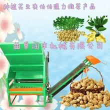 小型花生摘果机家用花生脱果机干湿花生摘果机价格