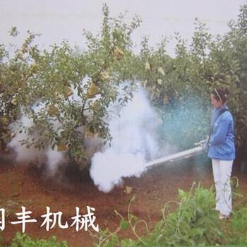 水稻打藥機不銹鋼管彌霧機省水煙霧機打藥彌霧機