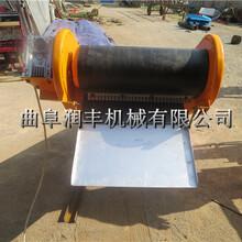 全自动输送设备碳钢输送机蔬菜皮带机小型皮带机图片