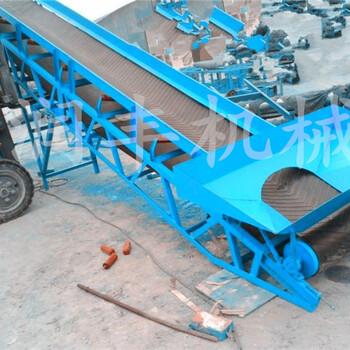 傳送皮帶機水泥裝車輸送機皮帶機廠家運輸機視頻