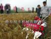 1.2米手扶割晒机各类作物收获机谷子割捆机