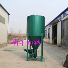 立式高效搅拌机强制式搅拌机多功能拌料机图片