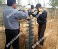 施肥挖坑机小型地面打孔机挖坑机厂家挖坑机结构