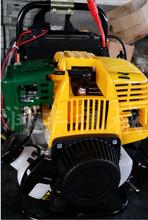 强光疝气灯照明灯电子稳定器照明灯背负式汽油照明灯图片